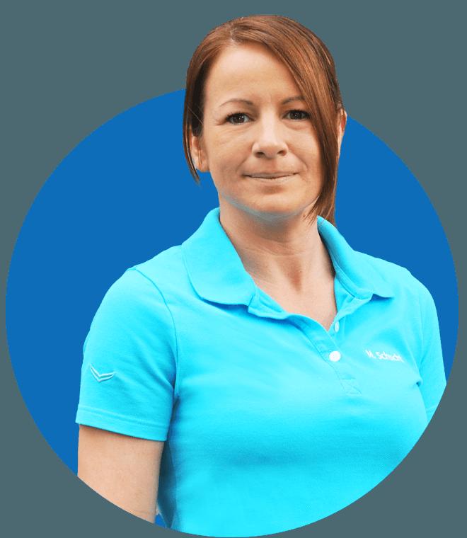Implantologie Köln: Mitarbeiterin Michelle Schucht